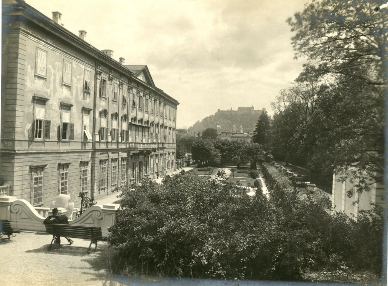 Зальцбург. Дворец Мирабель