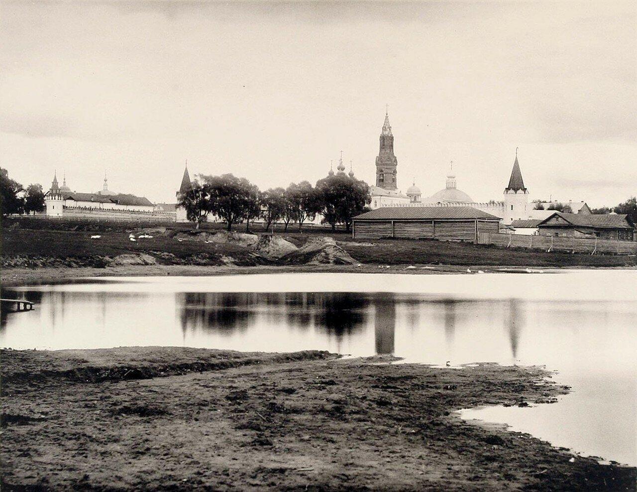 361. Вид Преображенского кладбища