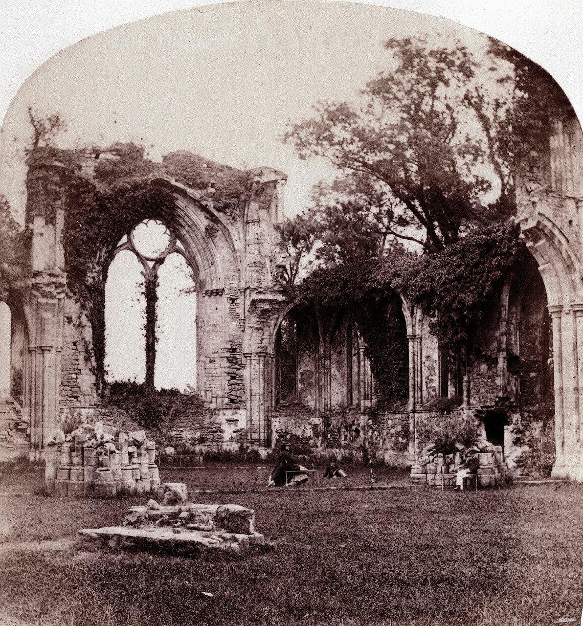 Аббатство Нетли, Великобритания. 1864