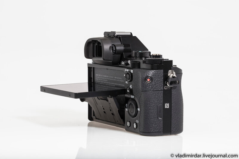 Полнокадровая компактная системная камера Sony Alpha A7R