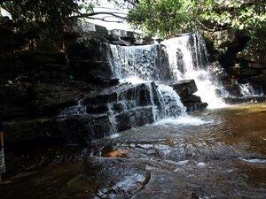 Водопад Сиануквиля
