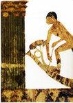 Сбор папируса