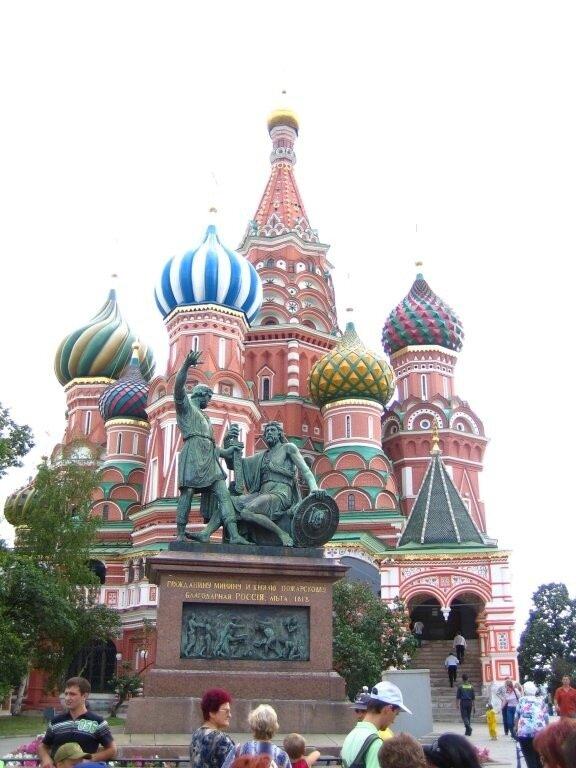 Благодарная Россия