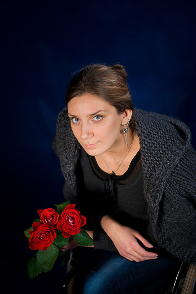 Фотографии девушки. Фотограф Кирилл Кузьмин