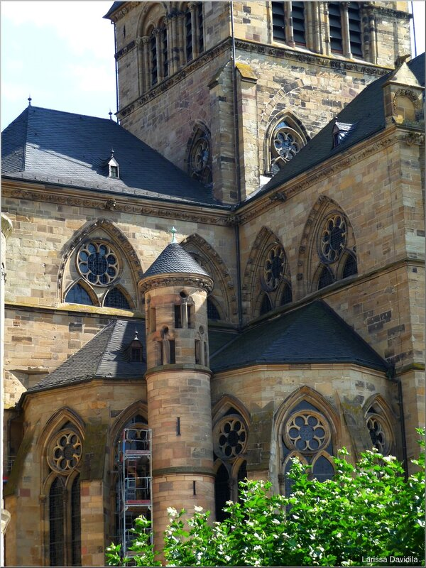 Церковь Либфрауэнкирхе.