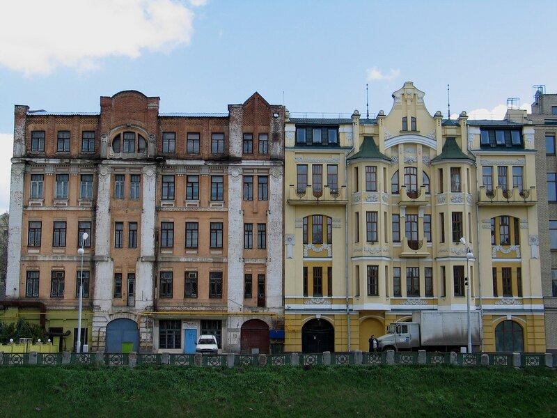 Модерн в Харькове