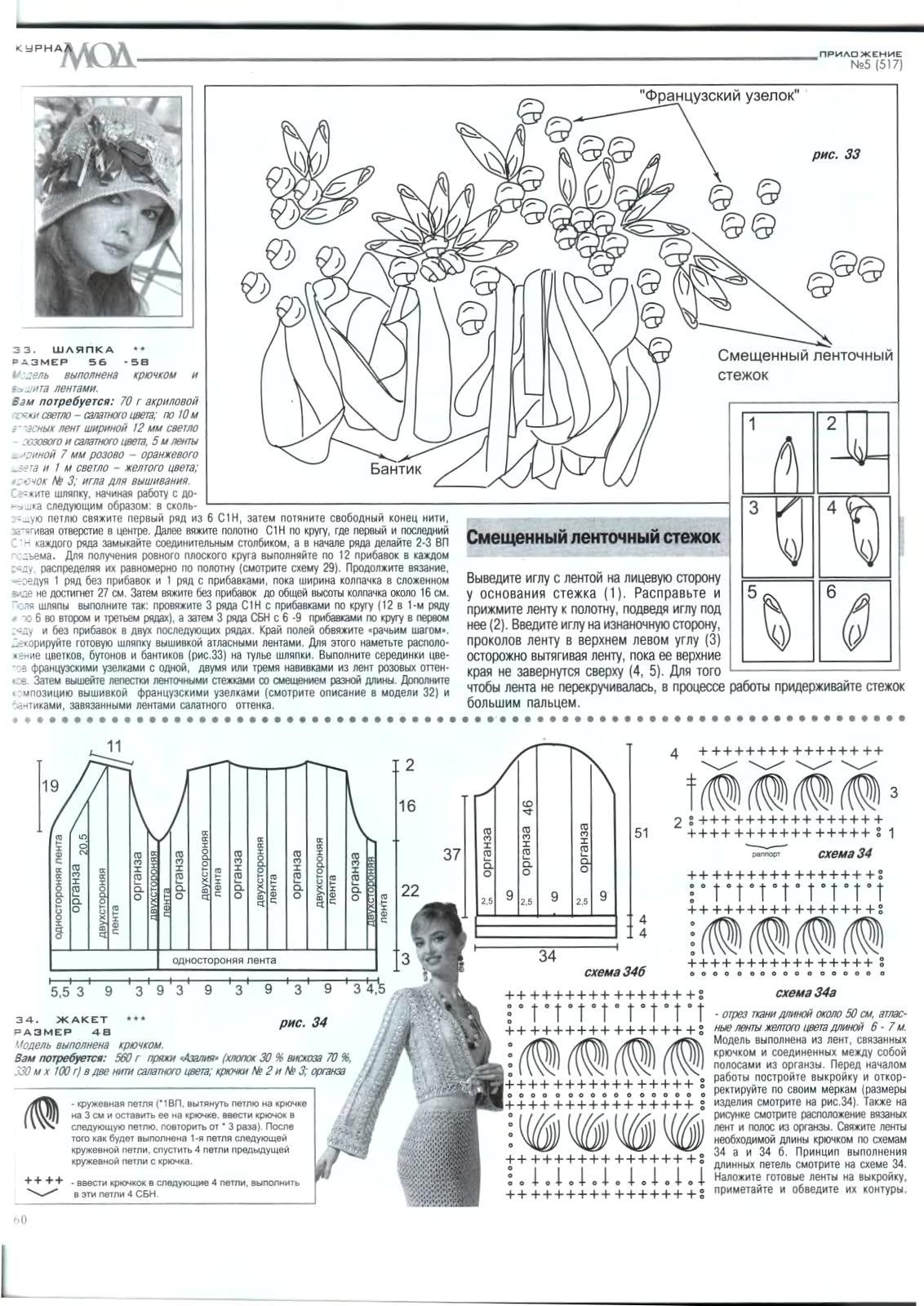 журнал мод 517 за 2009 год