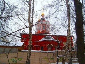 Храм святых мучеников и страстотерпцев Бориса и Глеба