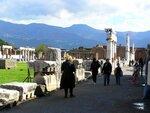 Помпеи. Силуэты античного города