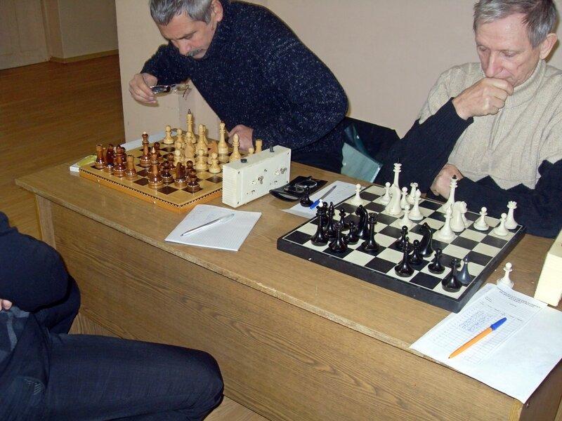Шахматное первенство
