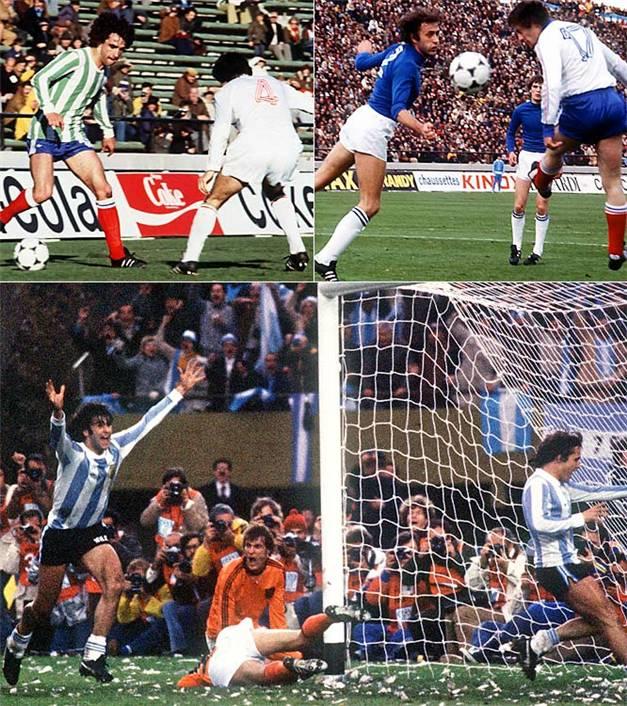 Groups of Death in Football World Cup History / группы смерти в истории Чемпионатов Мира по футболу / 1978