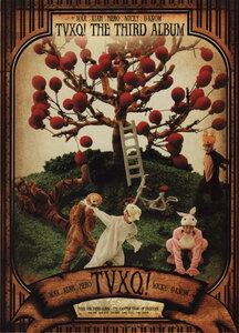 TVXQ THE 3RD ALBUM O-Jung.Ban.Hap.Version D [CD+DVD] 0_3267b_62665b68_M