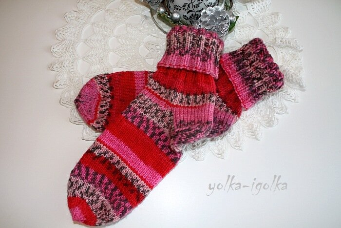 Носки-носочки
