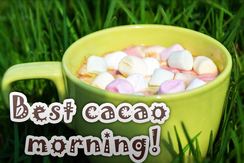 Какао с зефиром маршмеллоу рецепт с фото