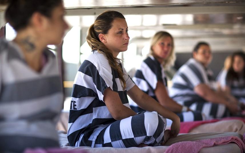 Женская тюрьма сексуальная жизнь