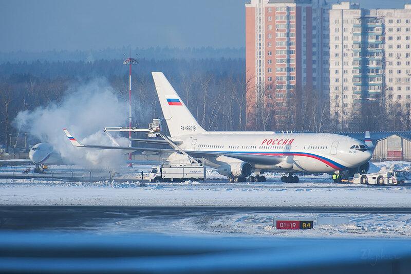 Ильюшин Ил-96-300ПУ (RA-96016) Россия DSC6039