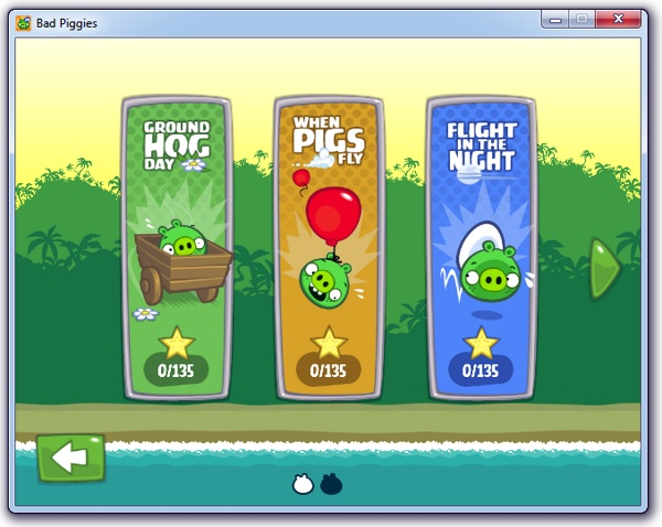 Bad Piggies 1.2.0 для Windows