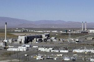 В США произошла утечка ядерных отходов