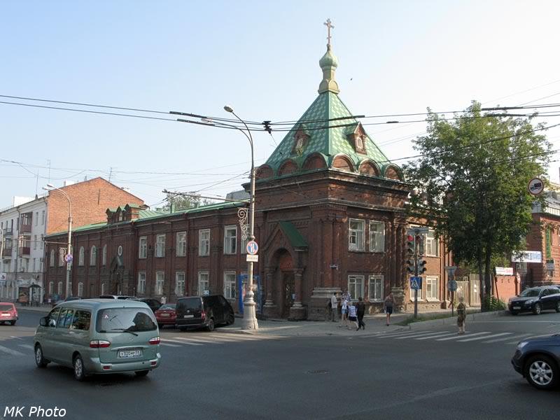 Храм-часовня св. Стефана Великопермского