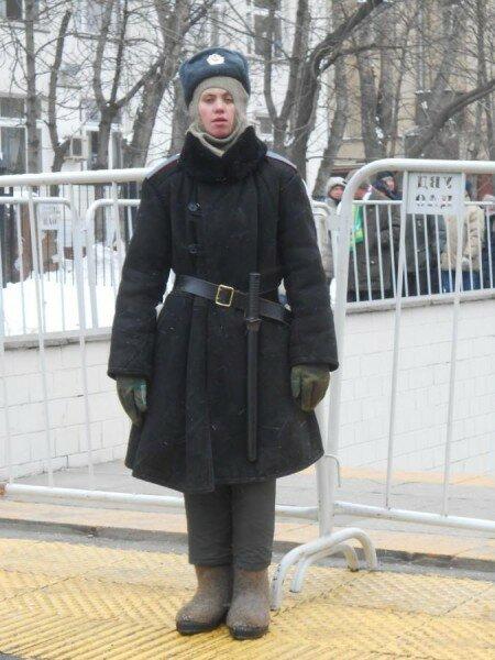 Новая форма полиции за много миллиардов рублей