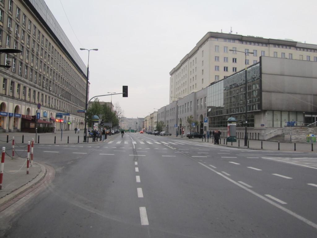 Варшава: после войны и сегодня