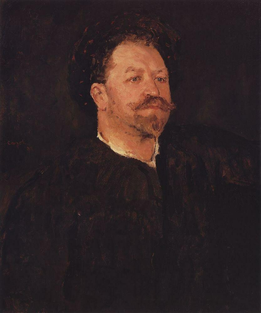 Портрет итальянского певца Франческо Таманьо. 1891-1893.jpg