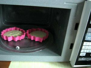 Как готовить творожный пудинг в микроволновке