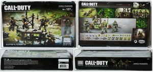 """Фотообзор Mega Bloks Call of Duty - """"Jungle Rangers"""""""
