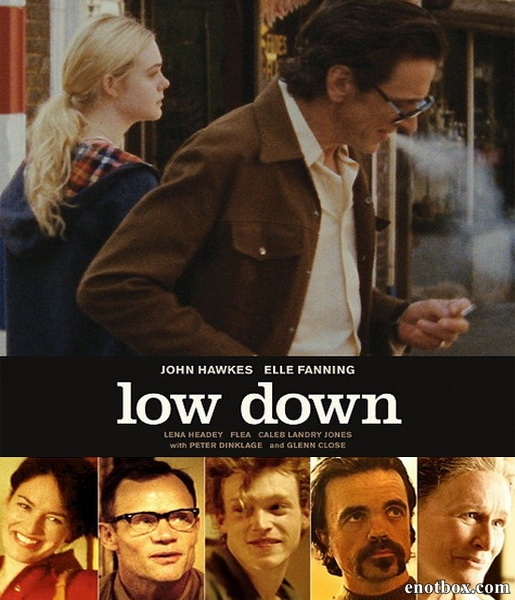 Совсем низко / Low Down (2014/WEB-DL/WEB-DLRip)