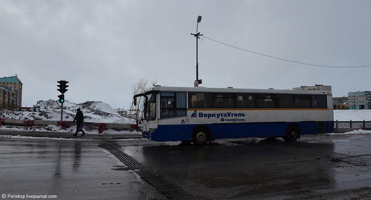 Автобусы новые, явно купленные