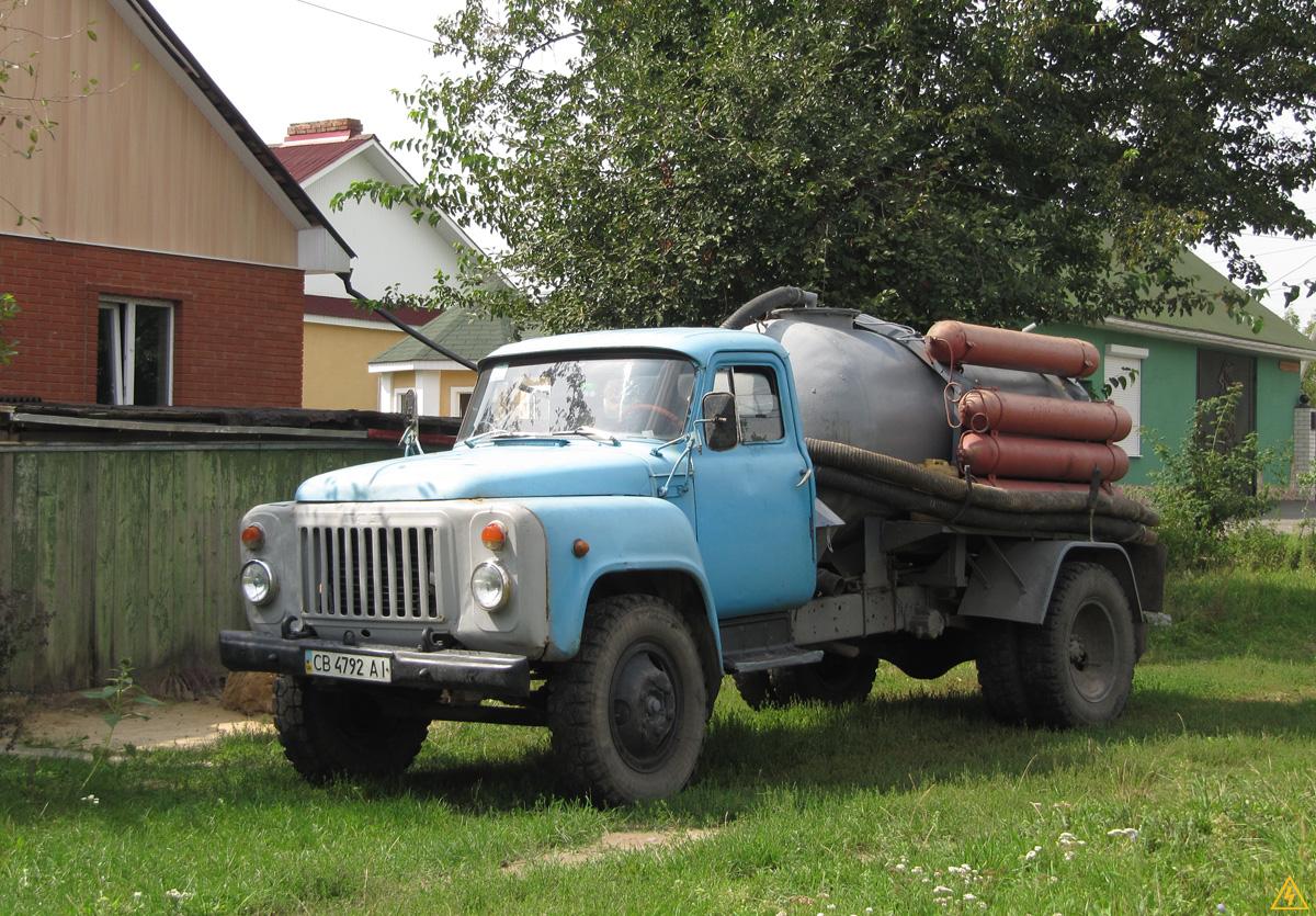 ГАЗ-53 КО-503
