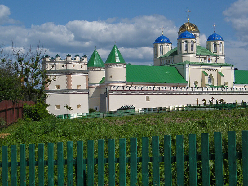 Острог, города Украины