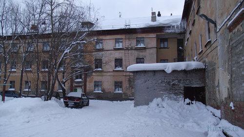Фотография Инты №2828  Северная сторона Коммунистической 18 31.01.2013_13:31