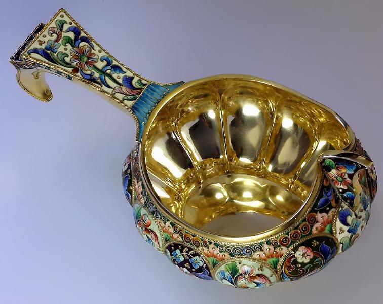 Царская посуда