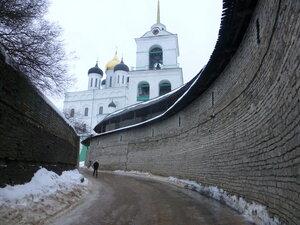 Довмонтов город Псков
