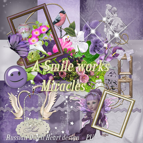 «A Smile workes Miracles» 0_9f828_64649be9_L