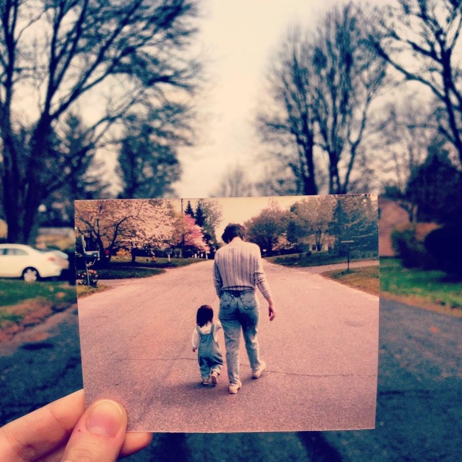 «Мама иеерука нужны мне влюбом возрасте. Слюбовью тогда, слюбовью сейчас инавсегда». Сара.