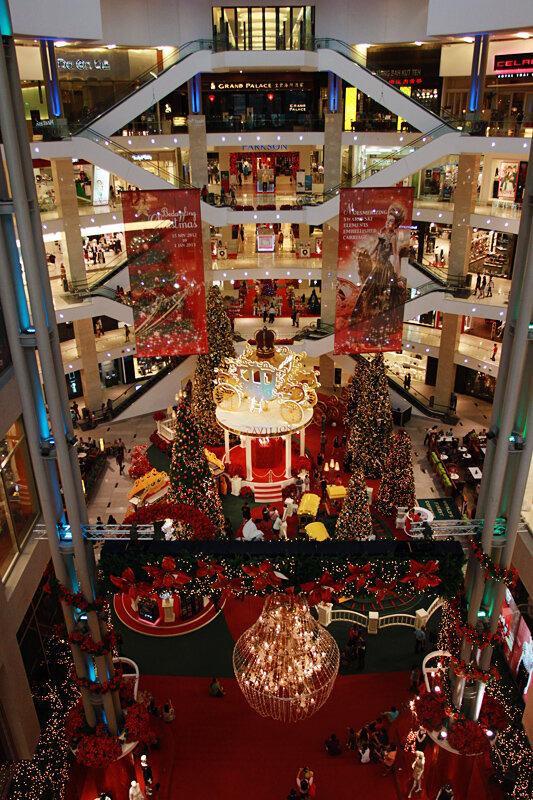 Рождество на Пхукете и в Бангкоке. Таиланд