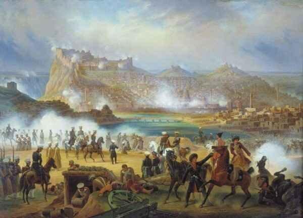 Штурм крепости Карс