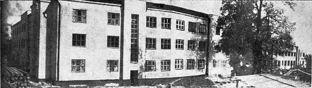 4-й и 5-й корпуса домов Брянского горсовета.