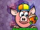 Кабанчик охотник за жёлудями - игра для винкс ланд