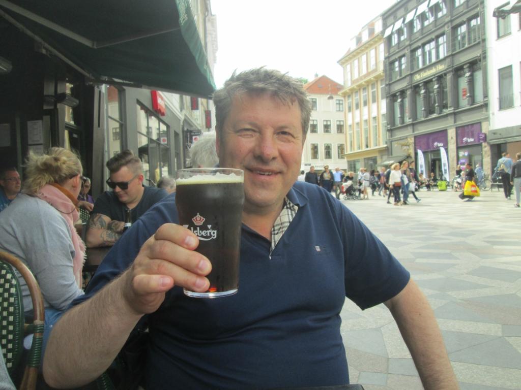 Интуристом в Петербург, южным ветром в холода.  На Зюйдердаме по Балтийским столицам.