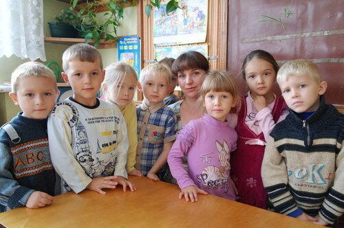 Воспитатель детского сада № 1 пгт. Максатиха Ольга Анатольевна Иванова