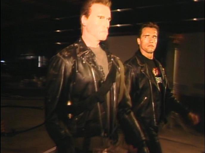 Спецэффекты в кино: «Терминатор 2: Судный день»