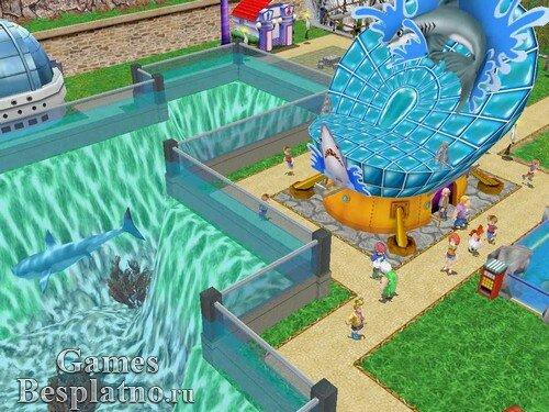 Корпорация Зоопарк: Водный мир