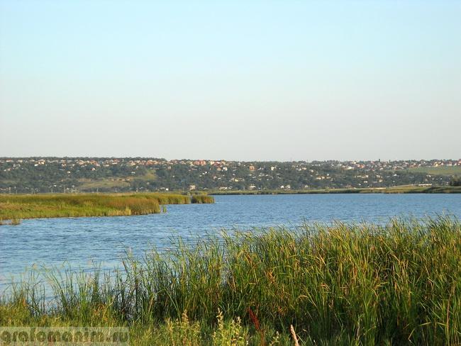 Река Аксайка