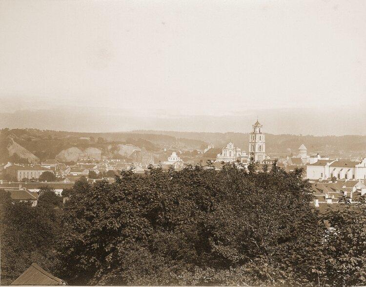 29. Панорама Вильно