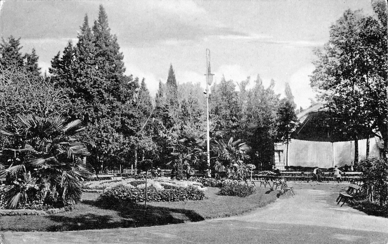 7. Городской сад