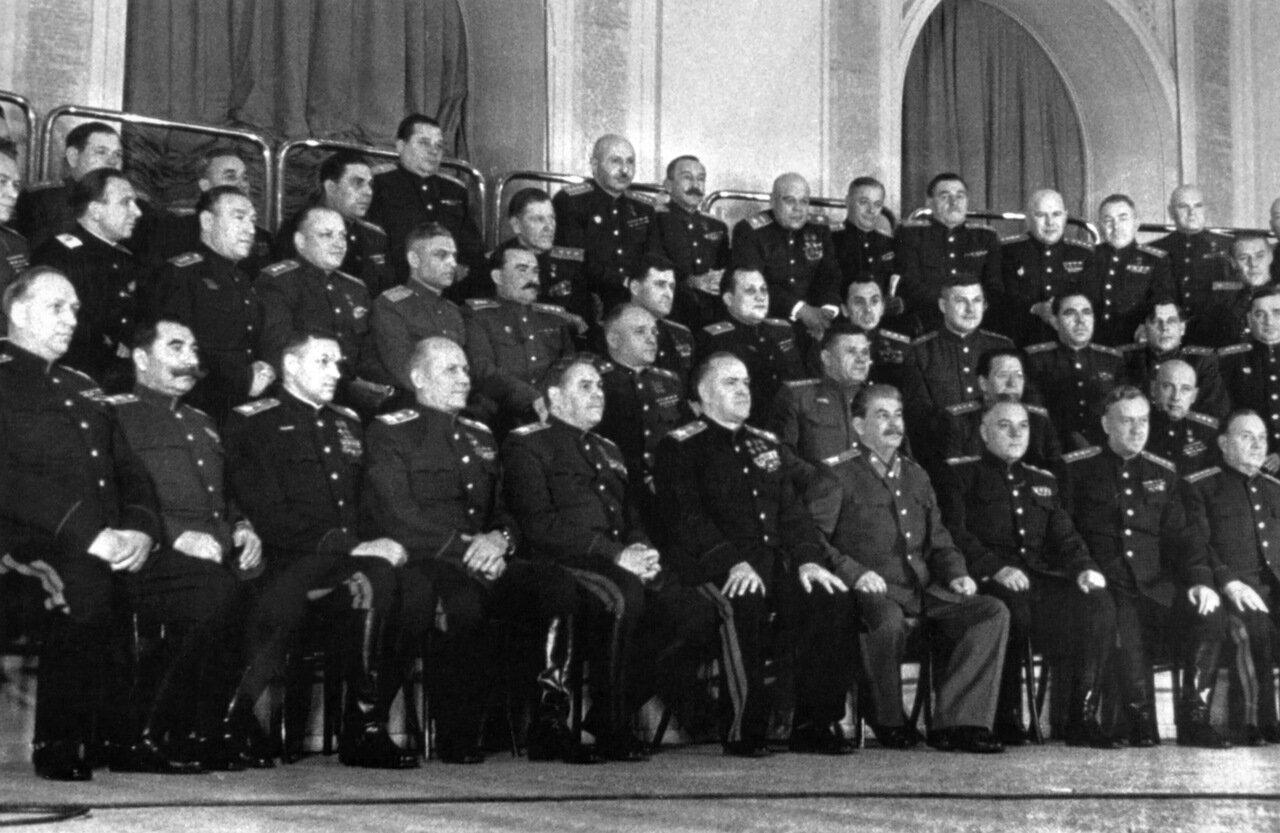Победители 1945 г.