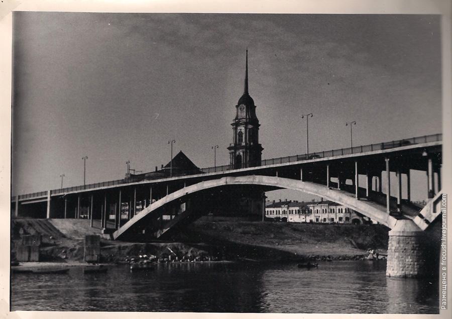 Рыбинск. Фотография 1965 года